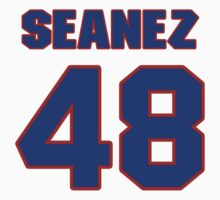 Hey, you must be a big fan of Seanez, if not pls search for your favourite players jersey to wear it proudly.  by imsport