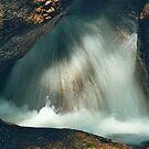 Bahana Gorge - a hidden fall by Chris Cohen