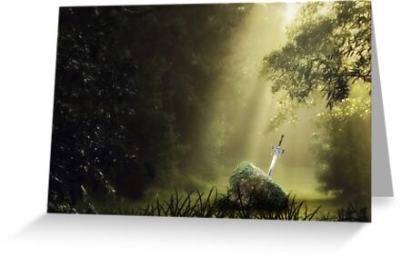 The Sword in the Stone by Sarah Moore