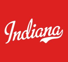 Indiana Script White by USAswagg