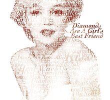 Marilyn Monroe by Kailey Slemp