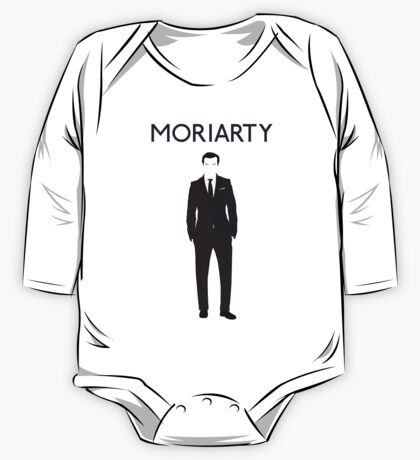 Moriarty; sherlock One Piece - Long Sleeve
