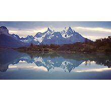 Torres Del Paine (2) Photographic Print