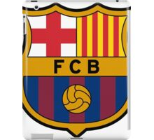 FCBarcelona iPad Case/Skin