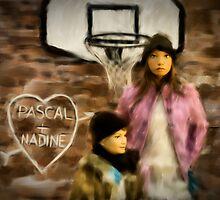 Pascal + Nadine by Kurt  Tutschek
