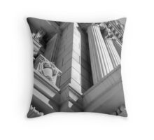 No. 2, Opera de Paris (Vegas) Throw Pillow