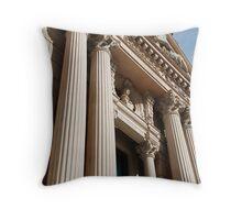 No. 4, Opera de Paris (Vegas) Throw Pillow