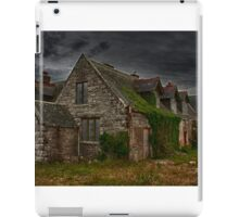 The Haunted House iPad Case/Skin