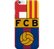 FC Barcelona. iPhone Case/Skin
