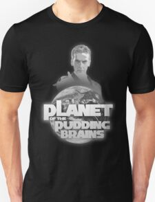 Doctor Who - Planet of the Pudding Brains T-Shirt
