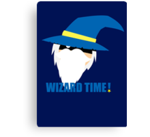 WIZARD TIME! Canvas Print