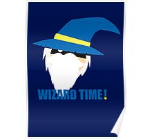 WIZARD TIME! Poster
