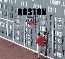 Fenway Fever by don thomas