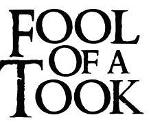 Tookish Fools Black by kajohnna