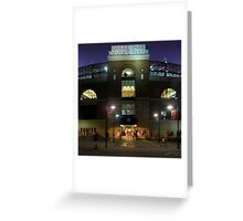 Orioles Baseball Greeting Card