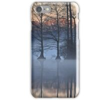 Morning Line Up iPhone Case/Skin