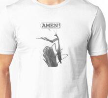 A Praying Mantis Praying Unisex T-Shirt