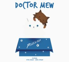 Doctor Mew Kids Clothes
