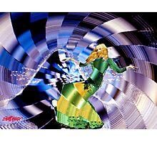 Alice Down the Rabbit Hole Photographic Print