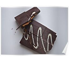 Sigh...Luxurious Chocolate  Poster