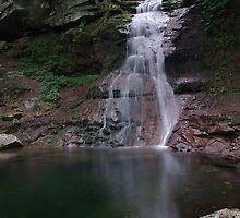 Sullivan Falls by Molly  Kinsey