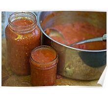 Classic Tomato Sauce Poster
