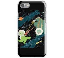 SPACE DINOS iPhone Case/Skin