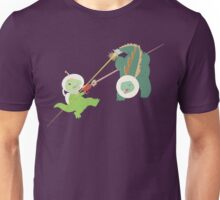 SPACE DINOS Unisex T-Shirt