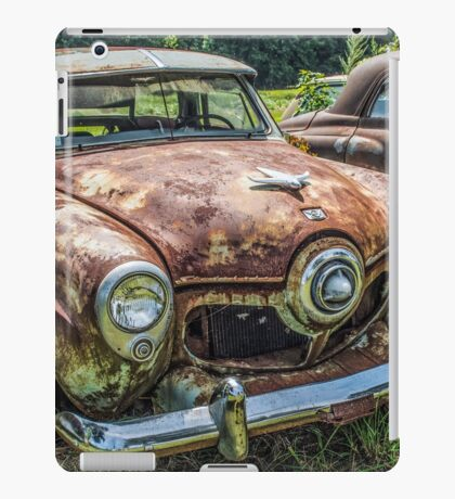 Optimized Oxidation iPad Case/Skin