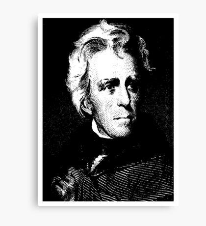 JACKSON Canvas Print
