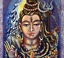 Lord Shiva by Harsh  Malik