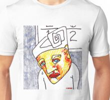 Crying Boy Unisex T-Shirt