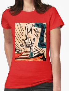 Rag Doll  Womens Fitted T-Shirt
