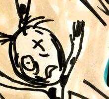 Rag Doll  Sticker