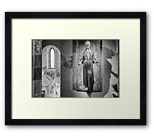 Mary - Woman of Faith Framed Print