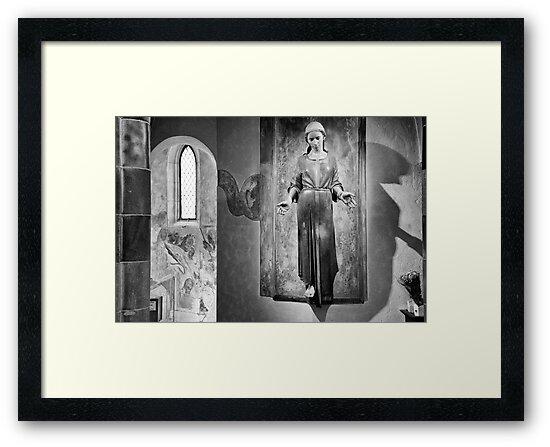 Mary - Woman of Faith by bidkev1