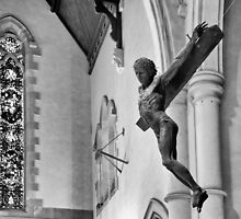 The Crucifixion by bidkev1