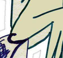 Kingfisher Sticker