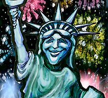 Liberty by Kevin Middleton