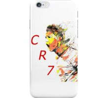 CR7 iPhone Case/Skin