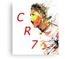 CR7 Canvas Print