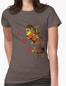 CR7 Womens Fitted T-Shirt