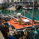 Padstow Harbour by GlennRoger