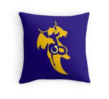 Dratini - Dragonair - Dragonite Throw Pillow