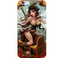 Dead Men  Tell No Tales iPhone Case/Skin