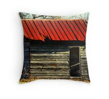 Old Charmer Throw Pillow
