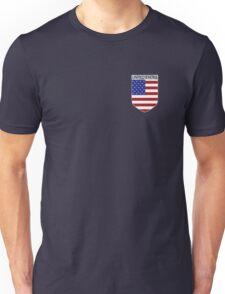 USA EMBLEM Unisex T-Shirt