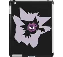 Gastly - Haunter - Gengar | Plain iPad Case/Skin