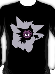 Gastly - Haunter - Gengar | Plain T-Shirt