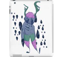 Mantle man iPad Case/Skin